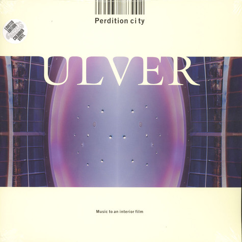 Ulver - Perdition City (Music To An Interior Film) White Vinyl Edition