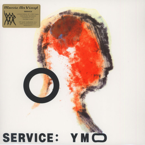 Yellow Magic Orchestra - Service Tranparent Vinyl Edition
