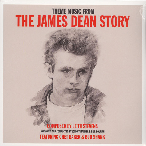 Chet Baker & Bud Shank - OST The James Dean Story