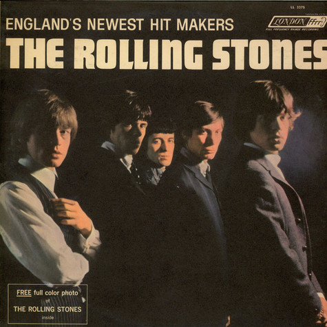 Rolling Stones, The - England's Newest Hit Makers