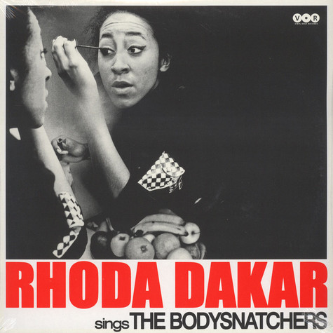 Rhoda Dakar - Sings The Bodysnatchers