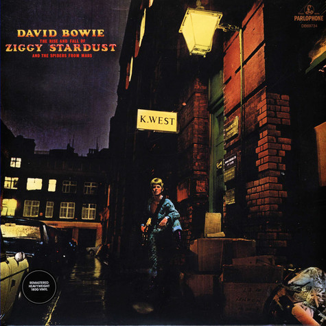 David Bowie - The Rise And Fall Of Ziggy Stardust And Spiders From Mars 2015 Remastered Edition