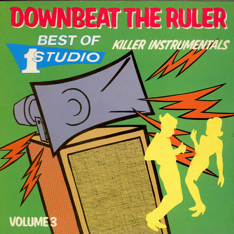 V.A. - Downbeat The Ruler: Killer Instrumentals, Best Of Studio One, Volume 3