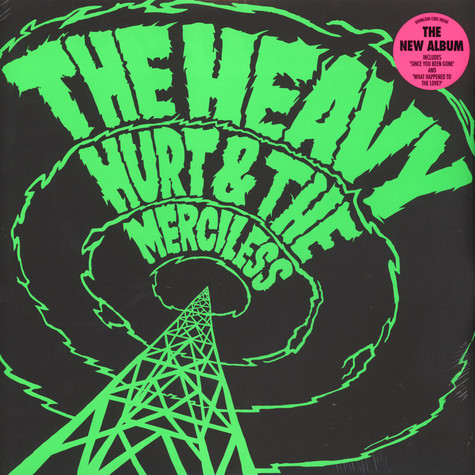 Heavy, The - Hurt & The Merciless