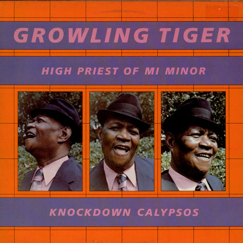 Growling Tiger - Knockdown Calypsos