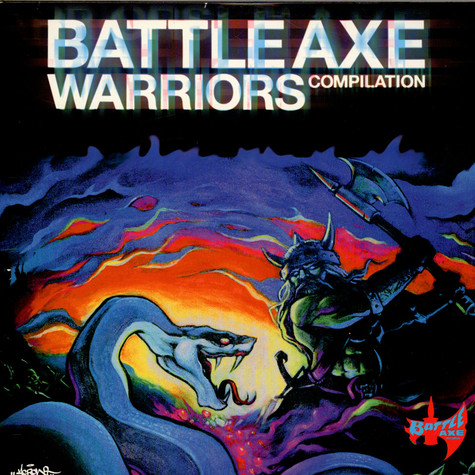 V.A. - Battle Axe Warriors