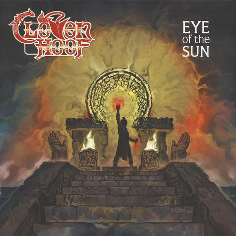 Cloven Hoof - Eye Of The Sun Black Vinyl Edition