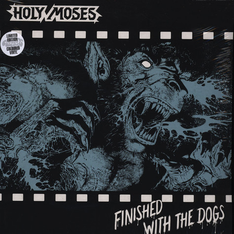 Holy Moses - Finished With The Dogs Colored Vinyl Edition