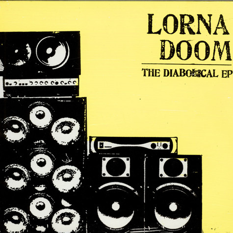 Lorna Doom - The Diabolical EP