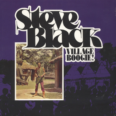 Steve Black - Village Boogie