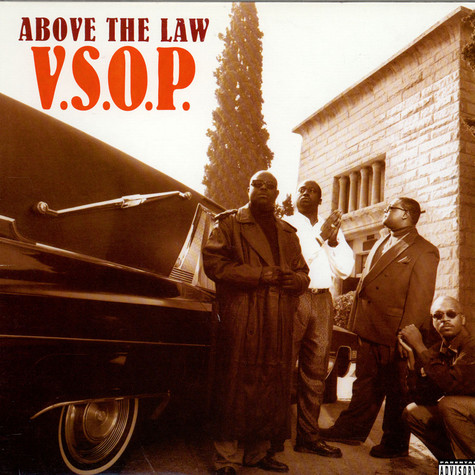 Above The Law - V.S.O.P.