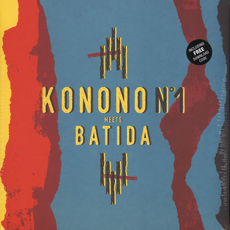 Konono No 1 - Meets Batida