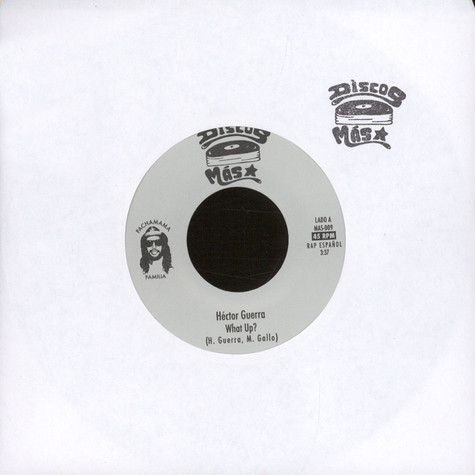 Hector Guerra - What Up?