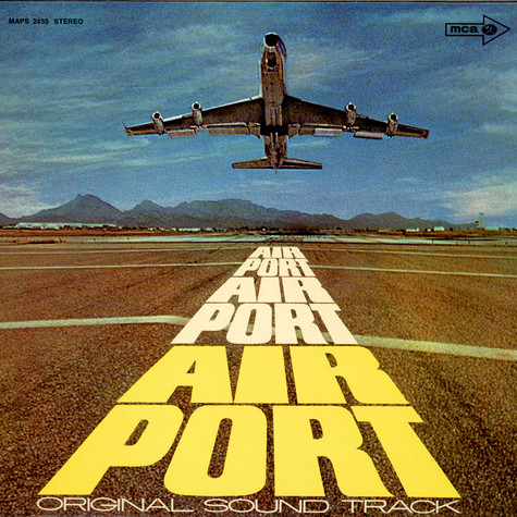 Alfred Newman - OST Airport