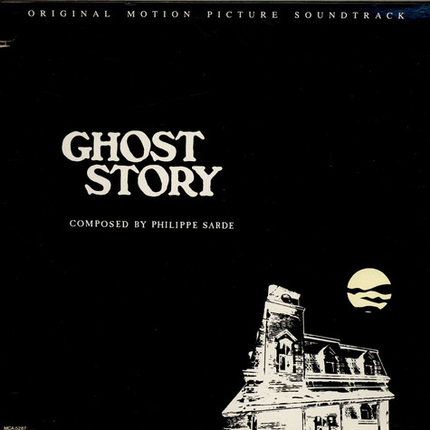 Philippe Sarde - OST Ghost Story