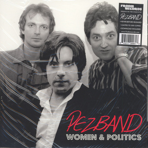Pezband - Women & Politics EP