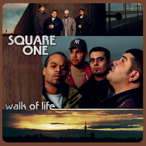 Square One - Walk Of Life 15th Anniversary Vinyl Re-Release