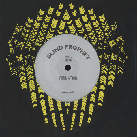 Blind Prophet - Formation