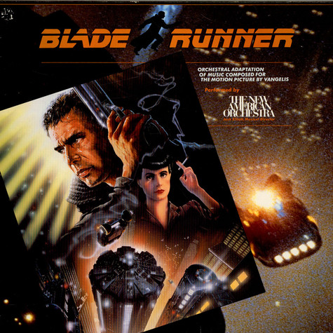 New American Orchestra, The - OST Blade Runner (Orchestral Adaptation)