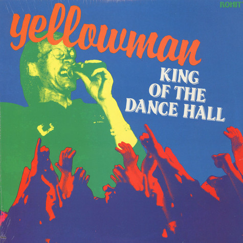 Yellowman - King Of The Dancehall
