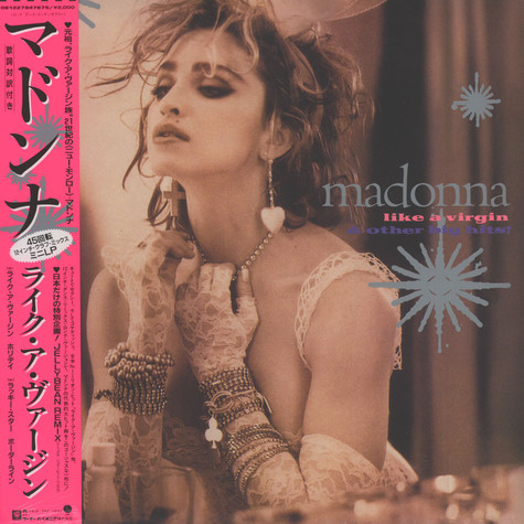 Madonna - Like A Virgin & Other Big Hits!