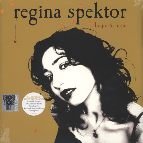 Regina Spektor - Begin To Hope Deluxe 10th Anniversary Edition