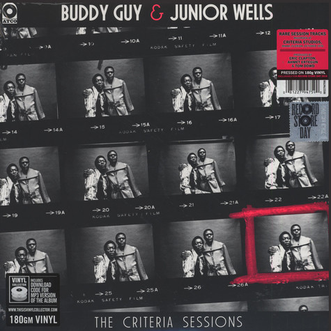 Buddy Guy & Junior Wells - The Criteria Sessions