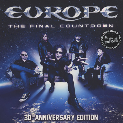 Europe - The Final Countdown 30th Anniversary Edition