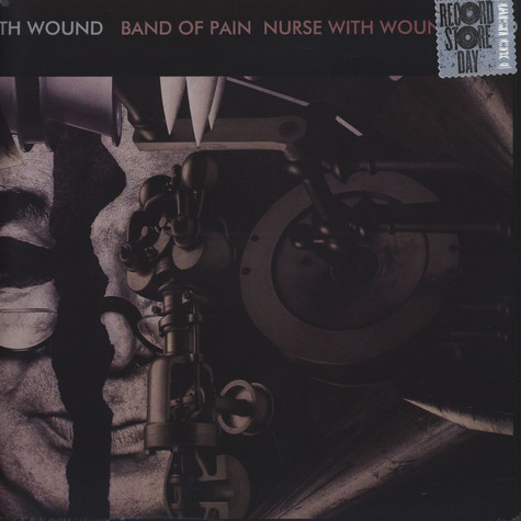 Nurse With Wound / Band Of Pain - Noinge