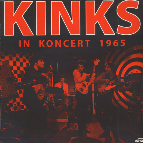 Kinks, The - The Kinks In Koncert '65