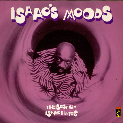 Isaac Hayes - Isaac's Moods - The Best Of Isaac Hayes
