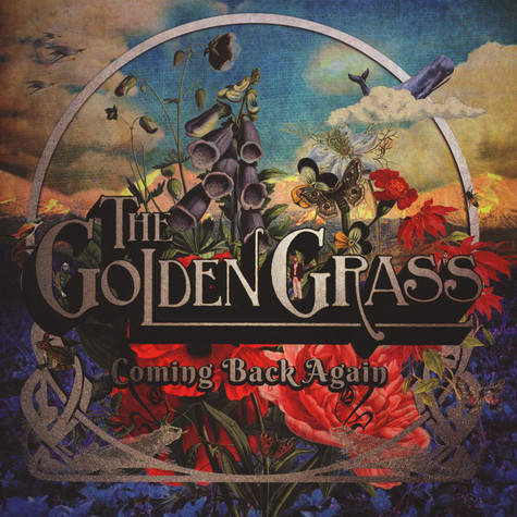 Golden Grass - Coming Back Again Colored Vinyl Edition