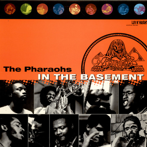 The Pharaohs - In The Basement