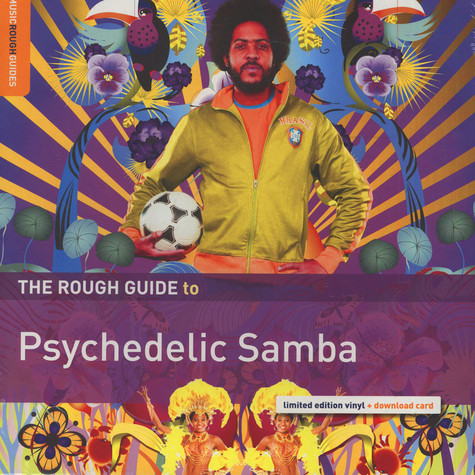V.A. - The Rough Guide to Psychedelic Samba