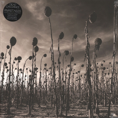 Dead Can Dance - Anastasis Colored Vinyl Edition