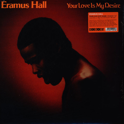 Eramus Hall - Your Love Is My Desire