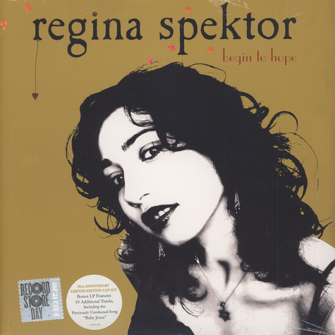 Regina Spektor - Begin To Hope
