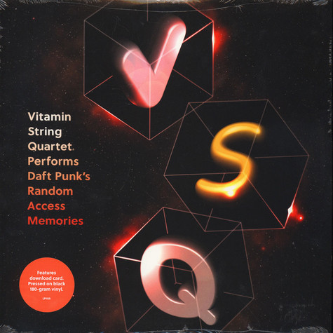 Vitamin String Quartet - VSQ Performs Daft Punk's Random Access Memories