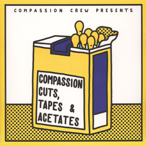 V.A. - Compassion Cuts, Tapes & Acetates