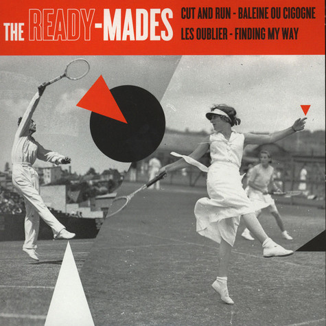 Ready-Mades, The - Cut And Run