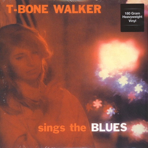 T Bone Walker - Sings The Blues 180g Vinyl Edition