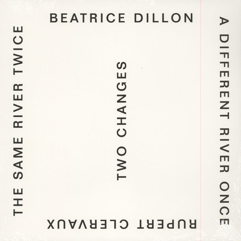 Beatrice Dillion & Rupert Clervaux - Two Changes