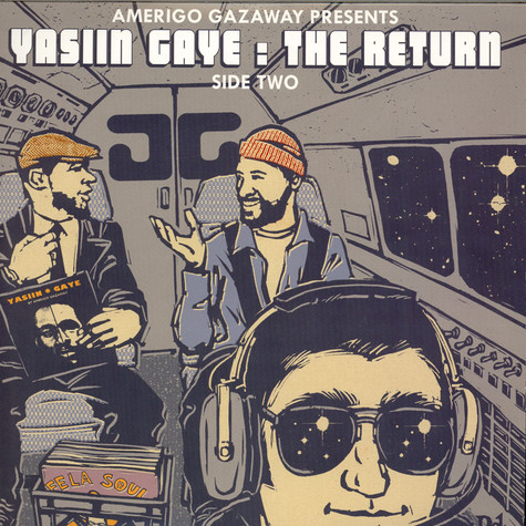 Amerigo Gazaway - Yasiin Gaye: The Return