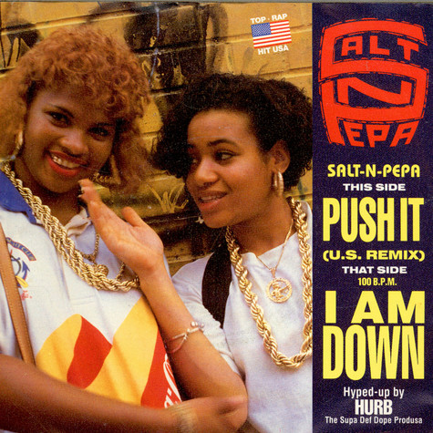 Salt 'N' Pepa - Push It (U.S. Remix)