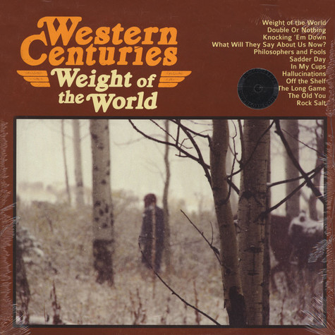 Western Centuries - Weight Of The World