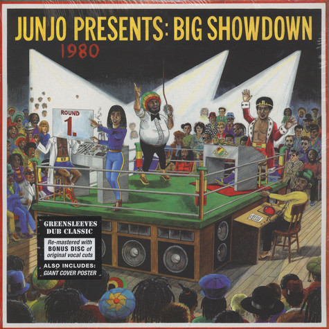 Henry JunjoLawes - Junjo Presents: Big Showdown