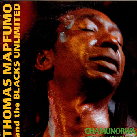Thomas Mapfumo And The Blacks Unlimited - Chamunorwa
