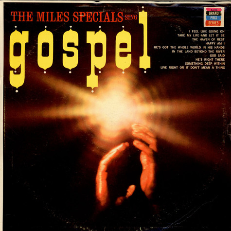 Miles Specials, The - The Miles Specials Sing Gospel