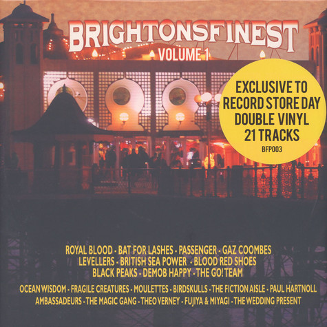V.A. - Brightons Finest