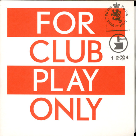 Duke Dumont - For Club Play Only (Part 3)